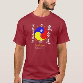 Camiseta t-shirt básico do kiaido