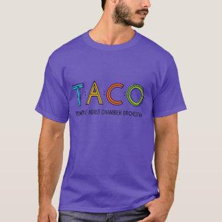 Camiseta T-shirt básico do TACO, roxo