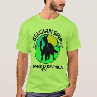 Camiseta T-shirt básico no verde