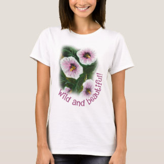 Camiseta T-shirt básico selvagem e bonito