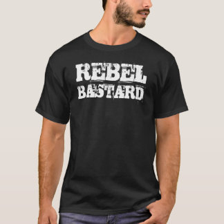 Camiseta T-shirt bastardo rebelde
