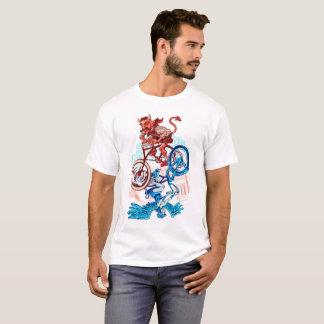 Camiseta T-shirt Biking