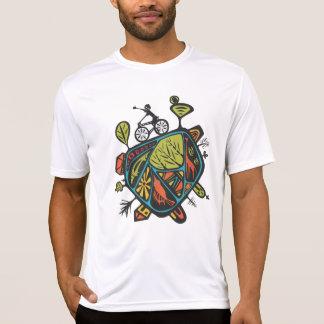 Camiseta T-shirt Biking feliz do dia