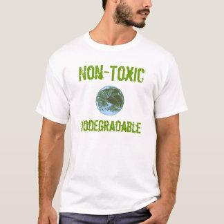 Camiseta T-shirt biodegradável Não-Tóxico