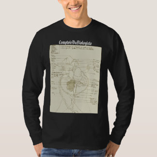 Camiseta T-shirt biologia zoologia