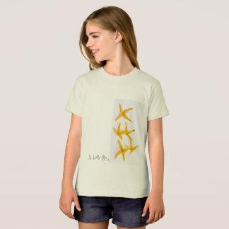 Camiseta T-shirt biológico para rapariga de American Appare