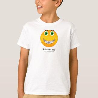 Camiseta T-shirt bling de Bling