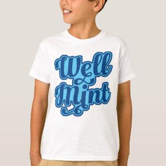 Camiseta T-shirt bom do dialecto do calão de Manchester da