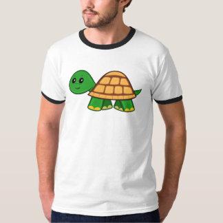 Camiseta T-shirt bonito da campainha dos homens da