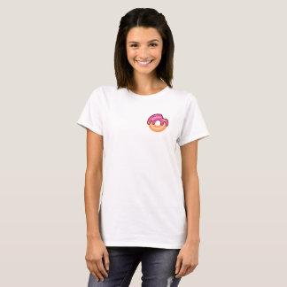 Camiseta T-shirt bonito da filhós
