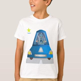Camiseta T-shirt bonito do carro