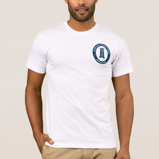 Camiseta T-shirt cabido do clube do Aikido