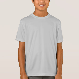 Camiseta T-shirt cabido elevado desempenho do Esporte-Tek
