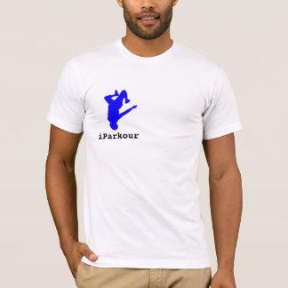 Camiseta t-shirt cabido iParkour