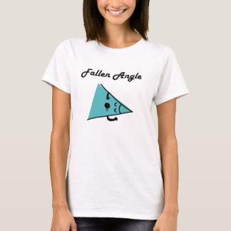 Camiseta T-shirt caído da chalaça do ângulo/anjo