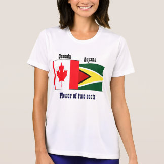 Camiseta t-shirt canadenses guanese
