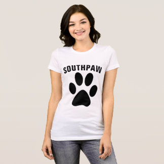 Camiseta T-shirt canhotos do SOUTHPAW