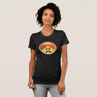 Camiseta T-shirt cansado de Emoji do turbante de Guru da