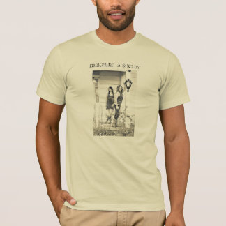 Camiseta T-shirt CD