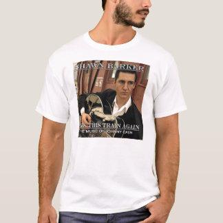 Camiseta T-shirt CD do cobrir do ladrador de Shawn