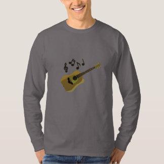 Camiseta T-shirt clássico da guitarra