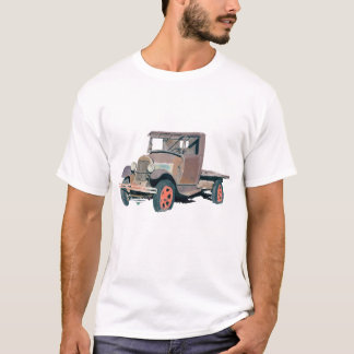 Camiseta T-shirt clássico do carro