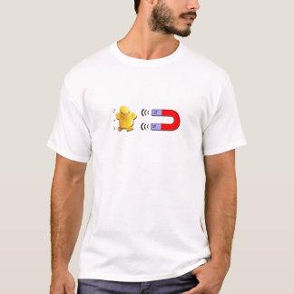 Camiseta T-shirt clássico do ímã do pintinho