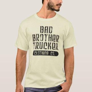 Camiseta T-shirt clássico do logotipo dos homens (luz)
