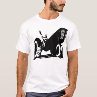 Camiseta T-shirt clássico do trator de Massey Harris
