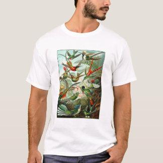 """Camiseta T-shirt: Colibris (""""Trochilidae"""") por Haeckel"""