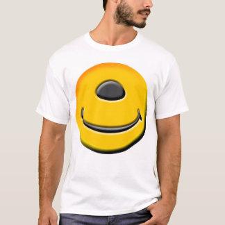 Camiseta T-shirt com um só olho do smiley!