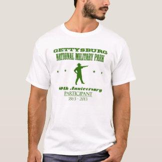 Camiseta T-shirt comemorativo do 150th aniversário de