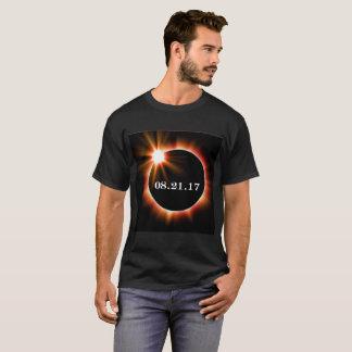 Camiseta T-shirt comemorativo do eclipse total