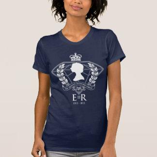 Camiseta T-shirt comemorativo do jubileu de diamante