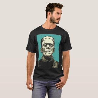 Camiseta T-shirt cómico do filtro do monstro idoso de