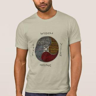 Camiseta T-shirt completo da expressão