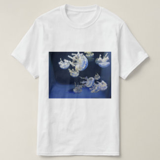 Camiseta T-shirt comum da geléia da lagoa