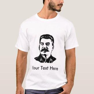 Camiseta T-shirt comunista de Stalin