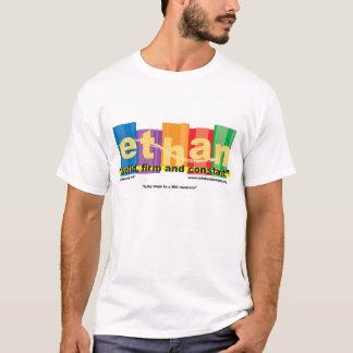 Camiseta T-shirt conhecido do significado de Ethan