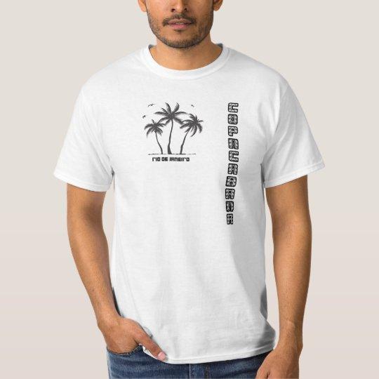 Camiseta T-shirt  Copacabana Rio de Janeiro