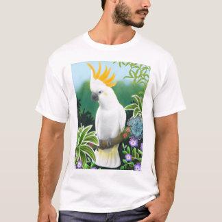 Camiseta T-shirt cor de limão do Cockatoo