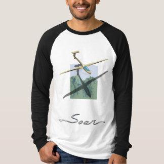Camiseta T-shirt crescente