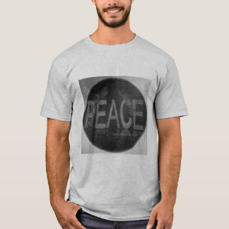 Camiseta T-shirt cristão - alegria do amor da paz