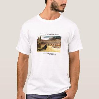 Camiseta T-shirt cristão dos mártir - personalizado