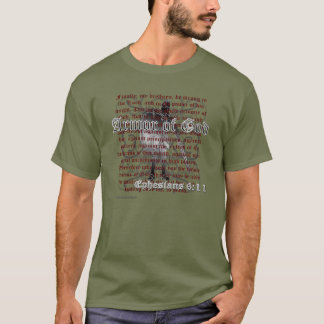 Camiseta T-shirt cristão, t-shirt do cristão da bíblia da