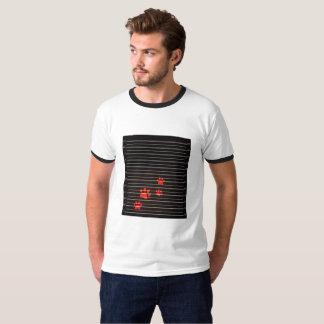 Camiseta T-shirt culpado dos gatos
