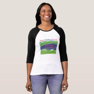Camiseta T-shirt cura de Chrstian Lake Tahoe da igreja da