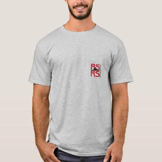 Camiseta T-shirt Curto-Sleeved básico