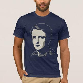 Camiseta T-shirt customizável de Ayn Rand