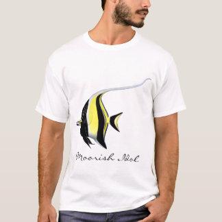 Camiseta T-shirt customizável dos peixes do aquário do